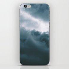 Clouds X iPhone Skin