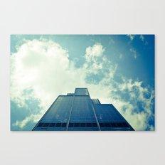 Inverted World Canvas Print
