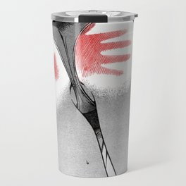 Sexy anime aesthetic - Ouch! Travel Mug