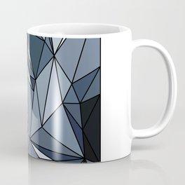 polygonal abstract Coffee Mug