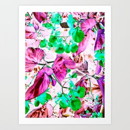 ... The one where he buys you Flowers <3 ... Art Print