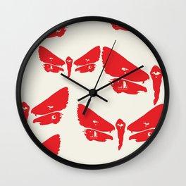 PIERROT DOLL  Wall Clock
