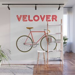 VeLover – Racer 2 – June 12th – 200th Birthday of the Bicycle Wall Mural