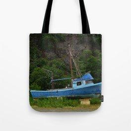 Stranded in Seldovia Tote Bag