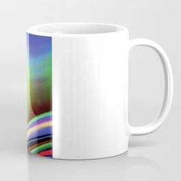 Alaskan Landscape at Night Coffee Mug