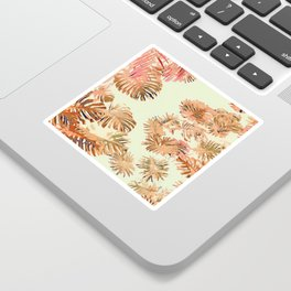 Stay Tropical Sticker