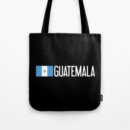 Guatemalan Flag & Guatemala Tote Bag