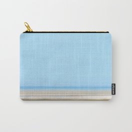 beach on the bay Carry-All Pouch