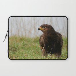 Young Common Buzzard Laptop Sleeve