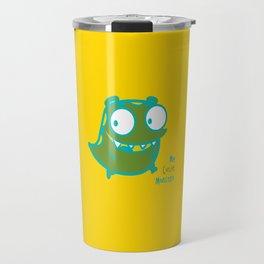 cutie monster_01 Travel Mug