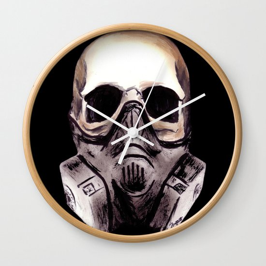 Apocalypse Wall Clock
