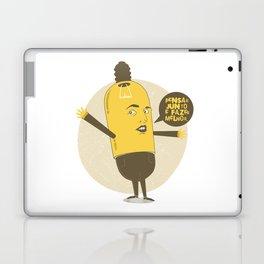 collaborate more Laptop & iPad Skin