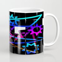 broken Mugs featuring  Broken by LoRo  Art & Pictures