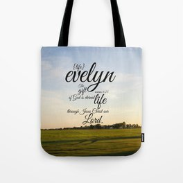 Evelyn Tote Bag