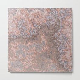 Stone Slab II Metal Print