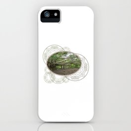 Ancient Tree Roots Banyan Tree iPhone Case