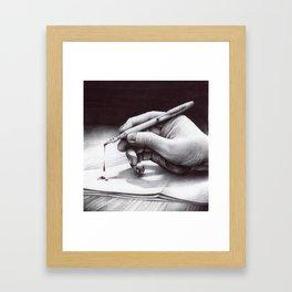 La Creazione Framed Art Print