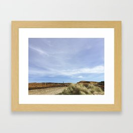The Cliffs Framed Art Print