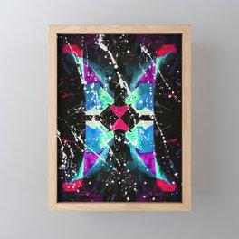 二十二 (Èrshí'èr) Framed Mini Art Print