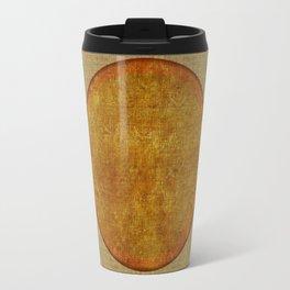 """Golden Circle Japanese Inspiration"" Travel Mug"