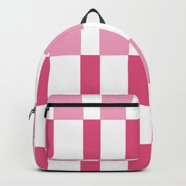 Gradient prism pink and fandango Backpack