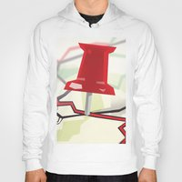 paper towns Hoodies featuring Paper Towns by Dreki