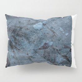 Transparent Blue Pillow Sham