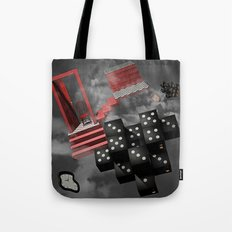 time is running  Tote Bag