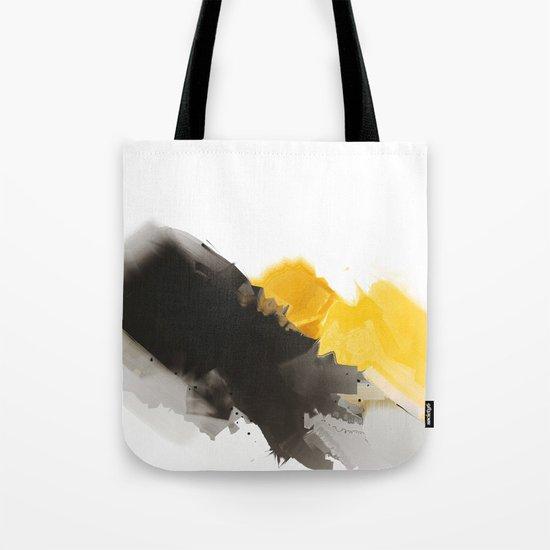 Yellow Mountain Tote Bag