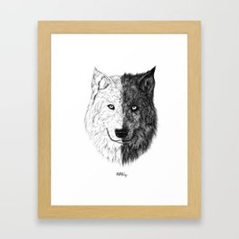 Amici Jacob  Framed Art Print