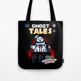 Marshmallow Terror Tote Bag