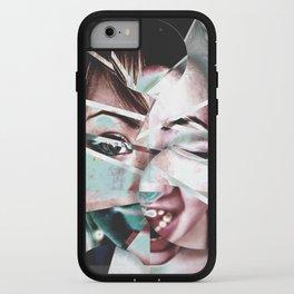 Distortion II iPhone Case
