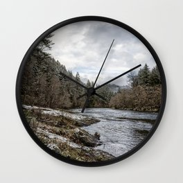 Another Six Weeks Wall Clock