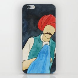 Moroccan Hipster iPhone Skin