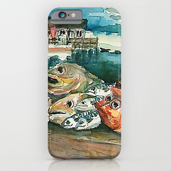 Memories frome the coast of Norway iPhone & iPod Case