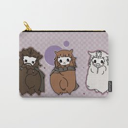 Dwarpaca family #3 Carry-All Pouch