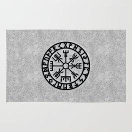 Vegvisir - Futhark - Runes - Navigator Rug