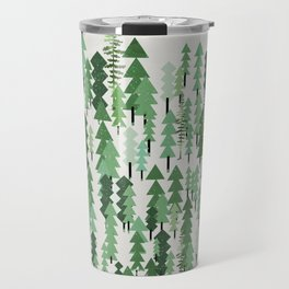 the green forest Travel Mug