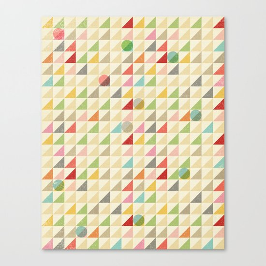 GEOMETRIC 002 Canvas Print