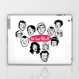 We Love Elliott Laptop & iPad Skin