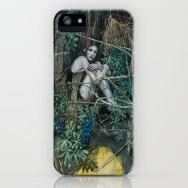 Anima Shakti iPhone Case