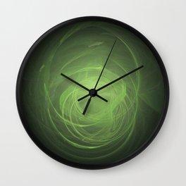 Fractal 18 - Easter Love Wall Clock