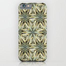 Ethnic pattern. 2 iPhone Case