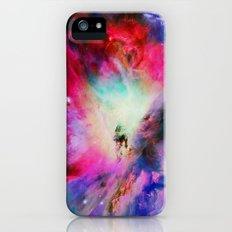Cosmic Blossom Slim Case iPhone (5, 5s)