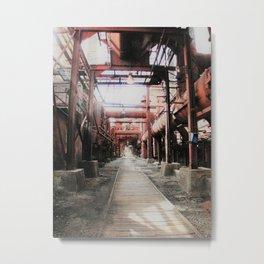 Sloss Furnace Series 2 Metal Print