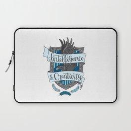 House Pride - Intelligence & Creativity Laptop Sleeve