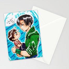 Papa Heichou Stationery Cards