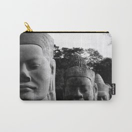 Stone face  Carry-All Pouch