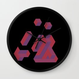 Boredom Wall Clock