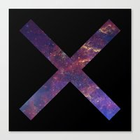 lee pace Canvas Prints featuring X-pace by MaNia Creations